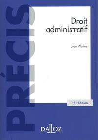 Jean Waline - Droit administratif.