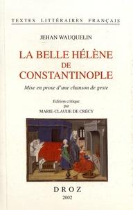 Deedr.fr La Belle Hélène de Constantinople - Mise en prose d'une chanson de geste Image