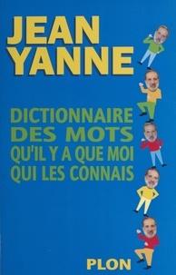Jean Yanne - .