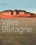 Jean-Yves Andrieux - Villes de Bretagne - Patrimoine et histoire.