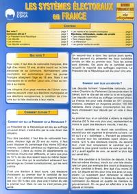 Les systèmes électoraux en France - Jean-Yves Autexier |