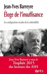 Blackclover.fr Eloge de l'insuffisance - Les configurations sociales de la vulnérabilité Image