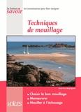 Jean-Yves Béquignon - Techniques de mouillage.