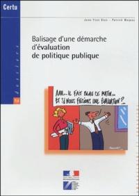 Goodtastepolice.fr Balisage d'une démarche d'évaluation de politique publique Image