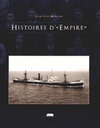 Jean-Yves Brouard - Histoires d'Empire.