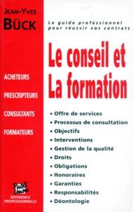 Jean-Yves Buck - Le conseil et la formation.