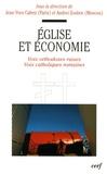 Jean-Yves Calvez - Eglise et économie - Voix orthodoxes russes, voix catholiques romaines.
