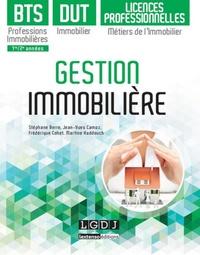 Jean-Yves Camoz et Stéphane Berre - Gestion immobilière - BTS professions immobilières, DUT Immobiliers et Licences professionnelles métiers de l'immobilier.
