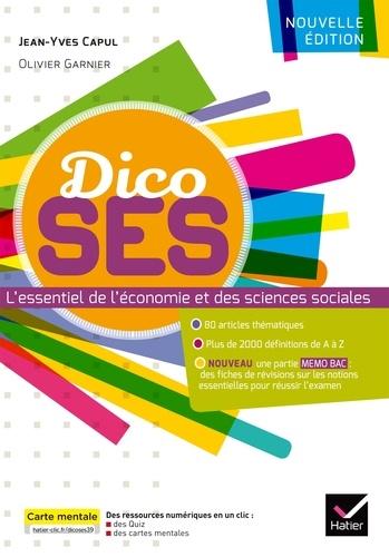 Jean-Yves Capul - Dico SES - L'essentiel de l'économie et des sciences sociales.
