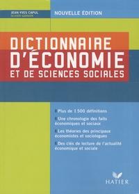 Checkpointfrance.fr Dictionnaire d'économie et de sciences sociales Image