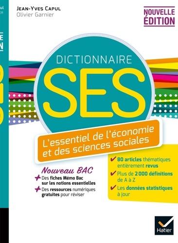 Dictionnaire SES. L'essentiel de l'économie et des sciences sociales  Edition 2020