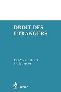 Jean-Yves Carlier - Droit des étrangers.