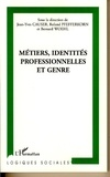 Jean-Yves Causer et Roland Pfefferkorn - Métiers, identités professionnelles et genre.