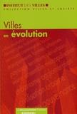 Jean-Yves Chapuis - Villes en évolution.