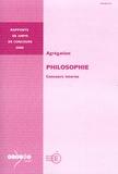Jean-Yves Chateau - Agrégation Philosophie - Concours interne.