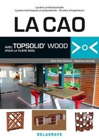 Deedr.fr La CAO avec TopSolid'Wood - Du CAP aux écoles d'ingénieurs, tous utilisateurs de TopSolid et TopSolidWood, plus particulièrement ceux de la filière Bois Image
