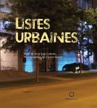 Jean Yves Collette - Listes urbaines.