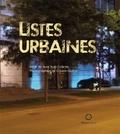 Jean Yves Collette - Listes urbaines.