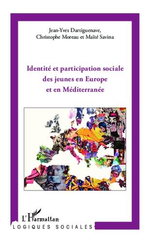 Identité et participation sociale des jeunes en Europe et en Méditerranée