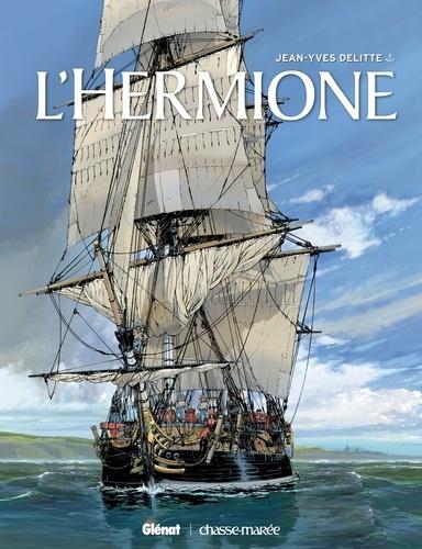 Black Crow raconte  L'Hermione. La conspiration pour la liberté