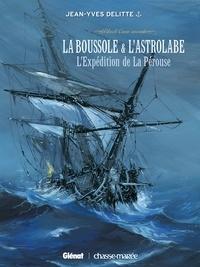 Jean-Yves Delitte - Black Crow raconte Tome 2 : La Pérouse.