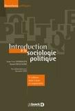 Jean-Yves Dormagen et Daniel Mouchard - Introduction à la sociologie politique - Mise à jour et augmentée.