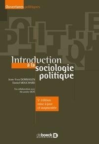Jean-Yves Dormagen - Introduction à la sociologie politique.