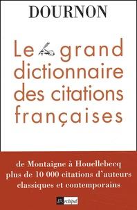 Histoiresdenlire.be Le grand dictionnaire des citations françaises Image