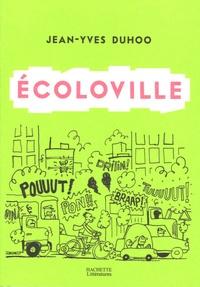 Jean-Yves Duhoo - Ecoloville.