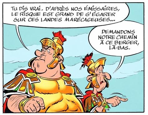 Astérix Tome 35 Astérix chez les Pictes