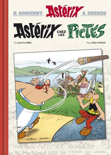 Jean-Yves Ferri et Didier Conrad - Astérix Tome 35 : Asterix chez les Pictes.