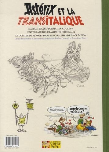 Astérix Tome 37 Astérix et la Transitalique -  -  Edition de luxe