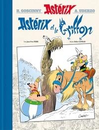 Jean-Yves Ferri et Didier Conrad - Astérix Tome 39 : Astérix et le Griffon.