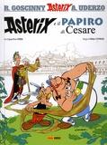 Jean-Yves Ferri et Didier Conrad - Un' avventura di Asterix Tome 36 : Asterix e il papiro di Cesare.