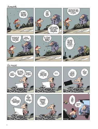 Le retour à la terre Tome 6 Les métamorphoses