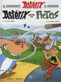 Jean-Yves Ferri et Didier Conrad - Uma aventura de Astérix Tome 35 : Astérix entre os Pictos.