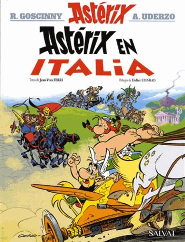Una aventura de Astérix Tome 37 Astérix en Italia