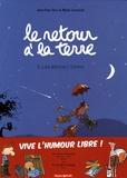 Jean-Yves Ferri et Manu Larcenet - Vive l'humour libre - Pack en 2 volumes : Le retour à la terre, Tome 5, Les Révolutions ; De Gaulle à la plage.
