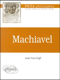 Checkpointfrance.fr Machiavel (1469-1527) Image