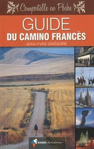 Jean-Yves Grégoire - Guide du Camino Francés.