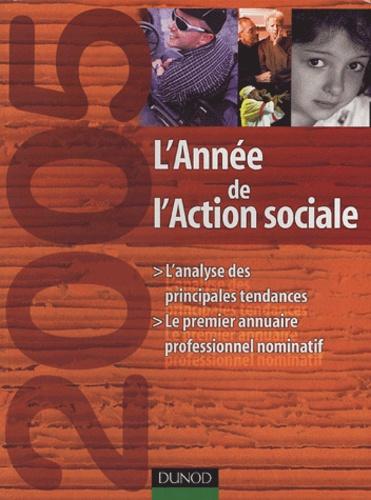 Jean-Yves Guéguen et  Collectif - L'année de l'action sociale.
