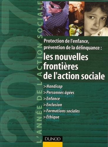 Jean-Yves Guéguen - Protection de l'enfance, prévention de la délinquance : les nouvelles frontières de l'action sociale.