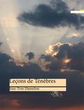 Jean-Yves Hameline - Leçons de Ténèbres.