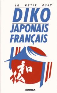 Le Petit Fujy- Diko Japonais-Français/Français-Japonais - Jean-Yves Lamant | Showmesound.org