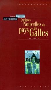 Jean-Yves Le Disez et  Collectif - Quelques nouvelles du pays de Galles - Anthologie.