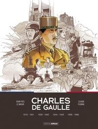 Jean-Yves Le Naour et Claude Plumail - Charles de Gaulle Intégrale : Tomes 1 à 4.