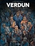 Jean-Yves Le Naour et  Marko - Verdun Tome 2 : L'agonie du fort de Vaux.