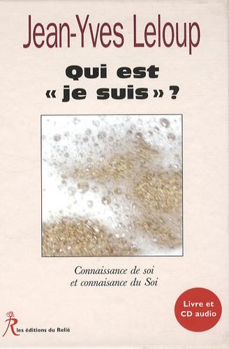 """Jean-Yves Leloup - Qui est """"Je suis"""" ?. 1 CD audio"""