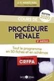Jean-Yves Maréchal - Cours de procédure pénale - Tout le programme en 50 fiches et en schémas.