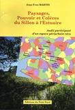 Jean-Yves Martin - Paysages, pouvoir et colères du sillon à l'estuaire - Audit participant d'un espace périurbain vécu.